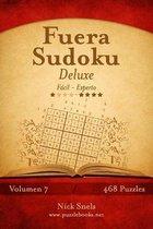 Fuera Sudoku Deluxe - De Facil a Experto - Volumen 7 - 468 Puzzles