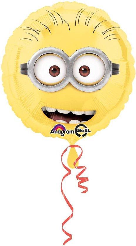AMSCAN - Minions ballon - Decoratie > Ballonnen