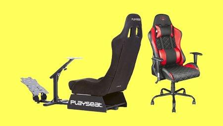 Game- & Racestoelen