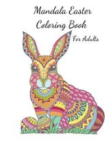 Mandala Easter Coloring Book for Adults