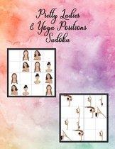 Pretty Ladies & Yoga Positions Sudoku