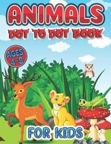 Dot To Dot Books For Kids Ages 4-8: