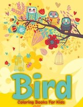 Bird Coloring Books For Kids