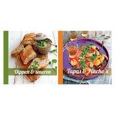 Set van kookboek Dippen en Smeren - Tapas en Pinchos