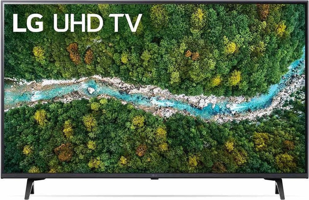 LG UP77 43UP77006LB – 4K TV