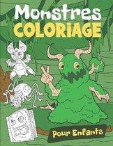 Coloriage Monstres Pour Enfants