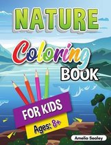Nature Coloring Book for Kids