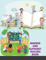 Number and Alphabet Tracing Book