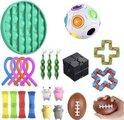 Fidget toys pakket set | fidget toys box 22 stuks