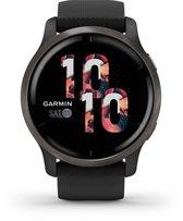 Garmin Venu 2 - Health Smartwatch - Zwart