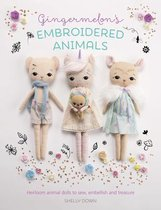 Gingermelon's Embroidered Animals