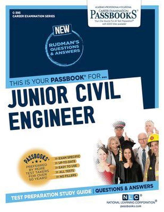 Junior Civil Engineer, Volume 395