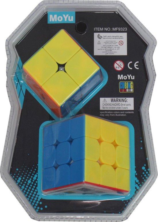 Afbeelding van het spel MoYu Speed Cube Set - 2 Stuks