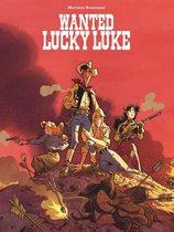 Lucky luke door 04. wanted - lucky luke!