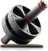U Fit One®  Professioneel Ab wheel - Ab roller - Buikspiertrainers - Buikspieren - Ab trainer - Abdominal trainer - Abs trainer - Exercise roller - Exercise wheel -Fitness - Crossfit