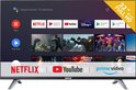 RCA RS32F3 Android TV (32 inch Full HD Smart TV met Google Assistant) ingebouwde Chromecast HDMI USB WiFi Bluetooth