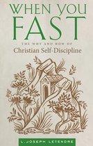 Boek cover When You Fast van L Joseph Letendre
