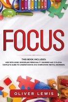Focus: 3 books in 1