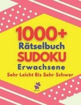 1000+ Ratselbuch Sudoku Erwachsene Sehr Leicht Bis Sehr Schwer