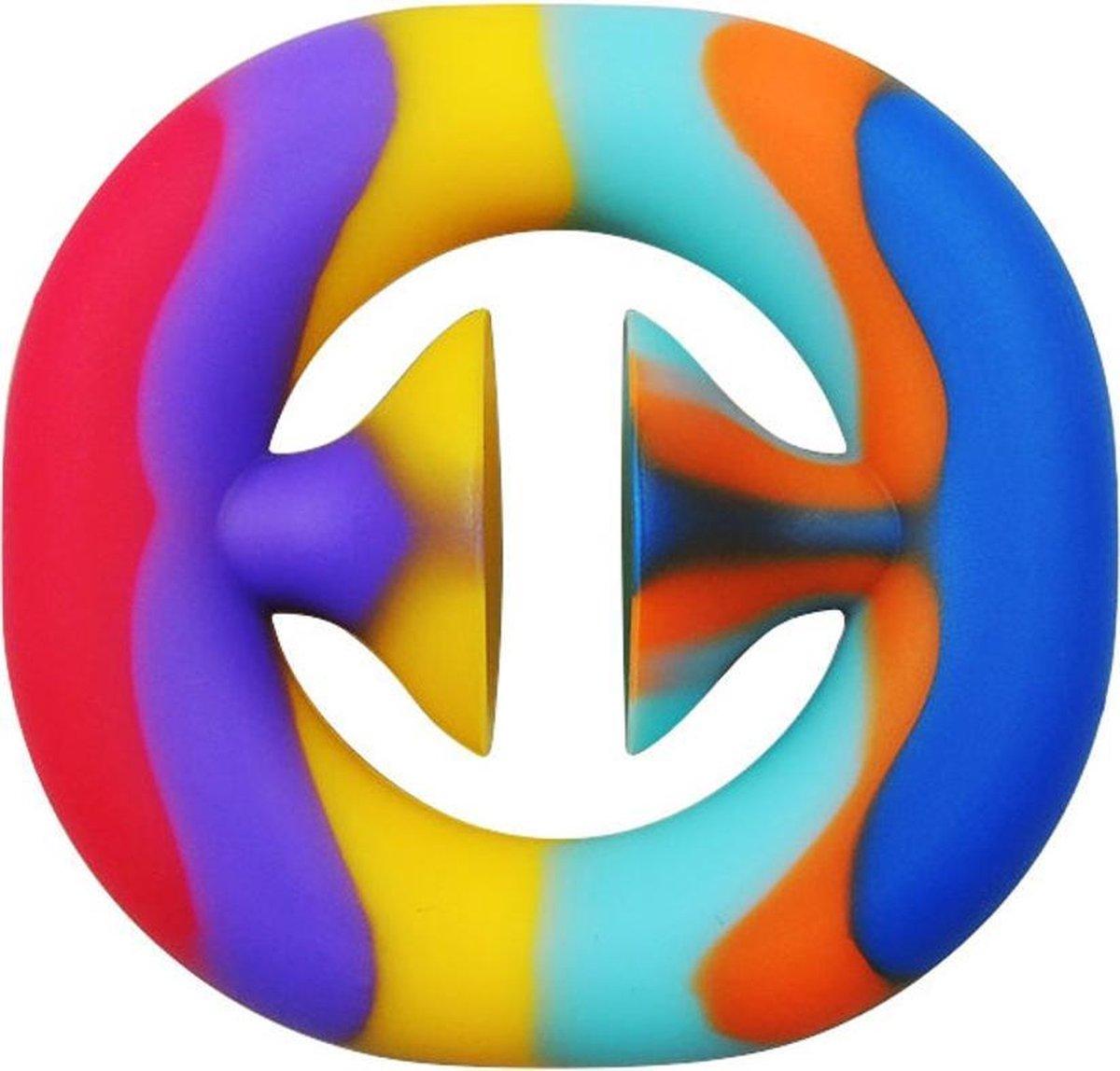 Fidget Toys - Fidget Snapperz rainbow