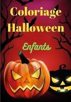 Coloriage Halloween Enfants