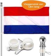 Vlaggenstok Voor Aan Huis - Vlaggenstok - Vlaggenm