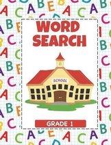 Word Search Grade 1