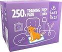 Easypets Puppy Training Pads - Zindelijkheidstraining - Hondentoilet - 58 x 58 cm - 250 stuks