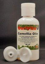 Camellia Olie Puur 50ml - Witte Japonica - Huidolie en Haarolie