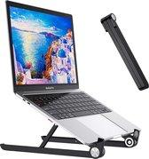 LURK® PRO Opvouwbare Laptopstandaard – Laptophouder / Tablethouder  – Laptopverhoger – 11 t/m 17 inch