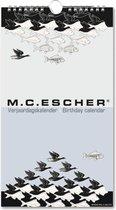 M.C. Escher Verjaardagskalender