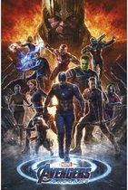 Avengers: Endgame poster Marvel Thor-Hulk-Iron Man 61 x 19.5 cm