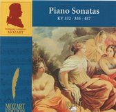 Mozart - Piano Sonatas Kv 332-333-457