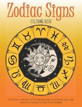 Zodiac Signs Coloring Book