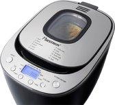 Broodbakmachine volautomaat 900gr 550W zwart