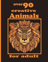 over 90 creative Animals for adult