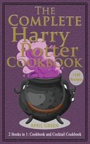 The Complete Harry Potter Cookbook: 2 books in 1