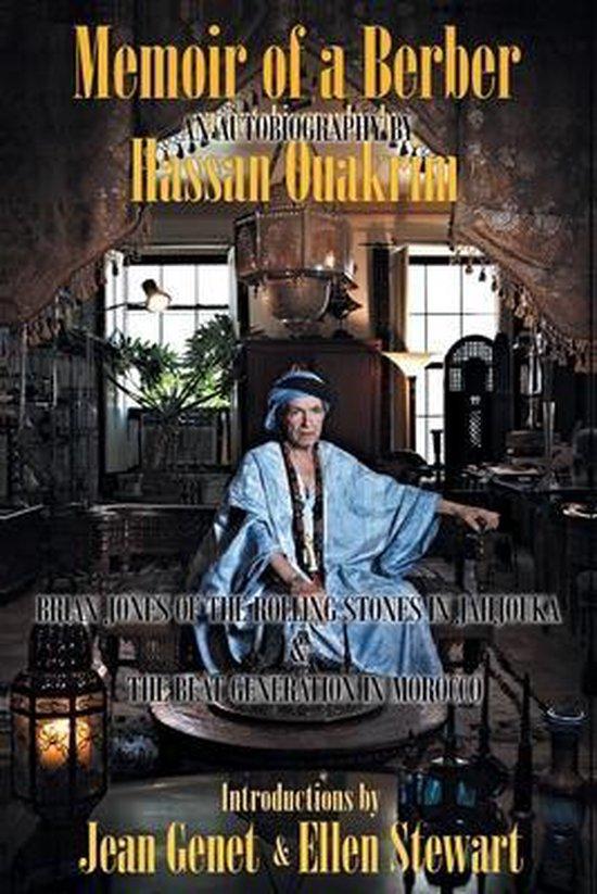 Boek cover Memoir of a Berber van Hassan Ouakrim (Paperback)