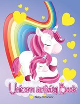 Unicorn Activity Book