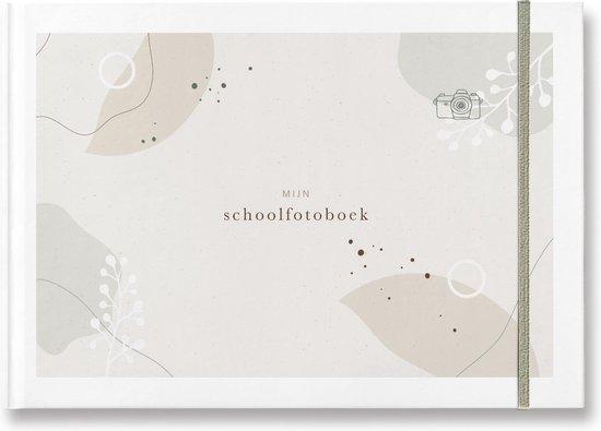 Mijn schoolfotoboek - Eclipse collectie - A4 - invulboek voor schoolfoto's