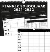 Hobbit Familieplanner Spiraal D5 2021-2022