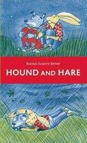 Boek cover Hound and Hare van Rotraut Susanne Berner