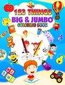123 things BIG & JUMBO Coloring Book