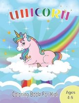 Unicorn Coloring Book for kids: Unicorn Coloring Book for kids Ages 4-8, Activity Book For Kids, Drawing Book For Kids Ages 4-8, Adult Coloring Book