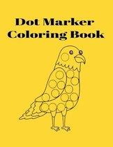 Dot Marker Coloring Book