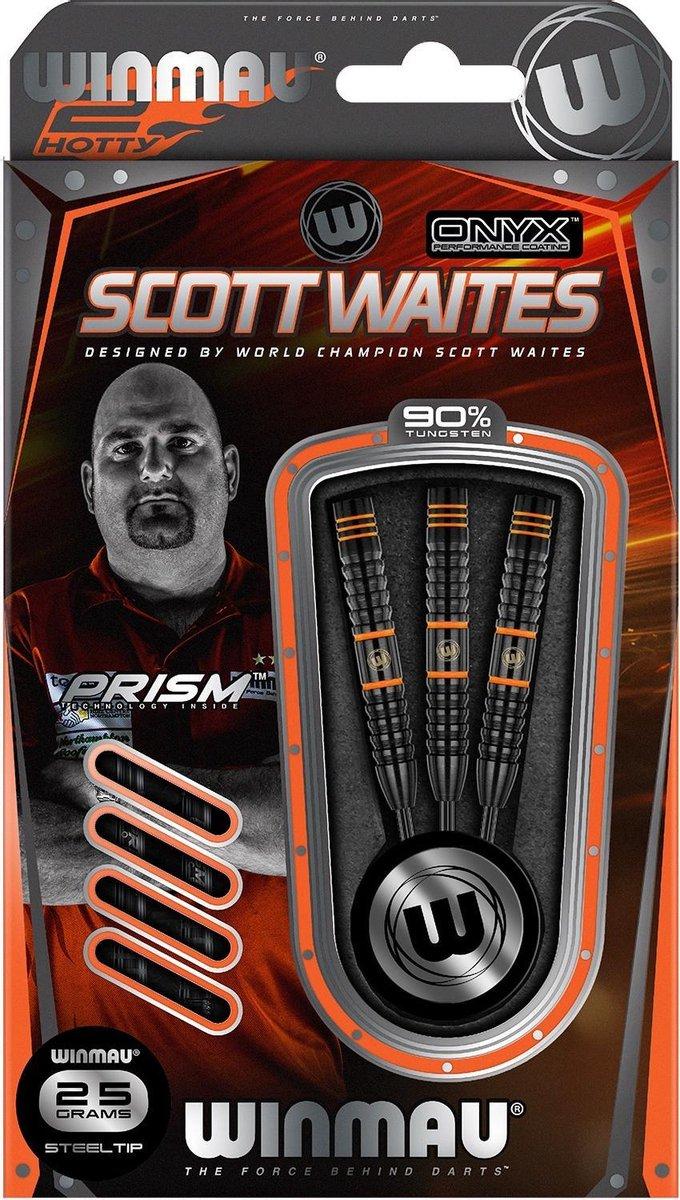 Winmau Scott Waites Black 90% - 25 Gram