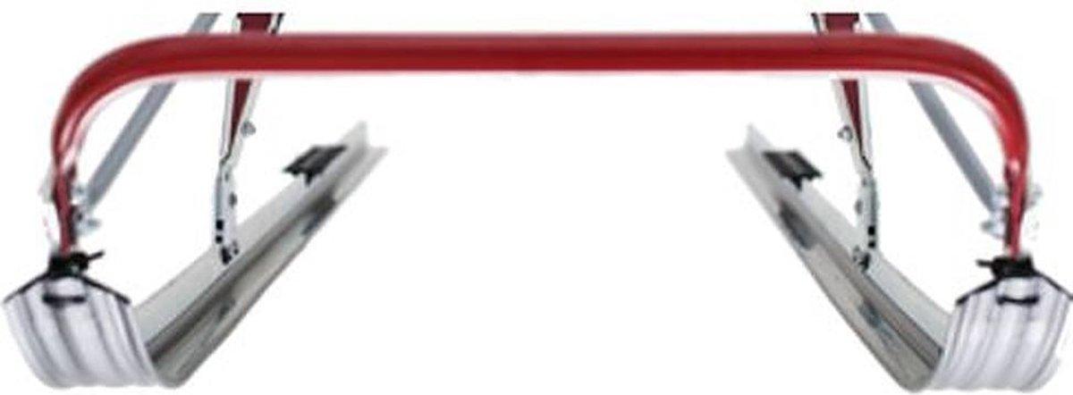 Esla - Snowrunner - voor Kicksleds T6, T7 en T8 - extra breed 56 mm