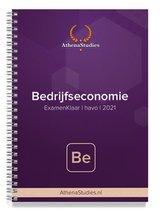 Athena Examenklaar - Bedrijfseconomie Havo - Examenbundel met voorbeelden, stappenplannen en opdrachten