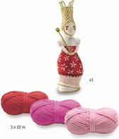 Djeco - French Knitting Elodie - 7+
