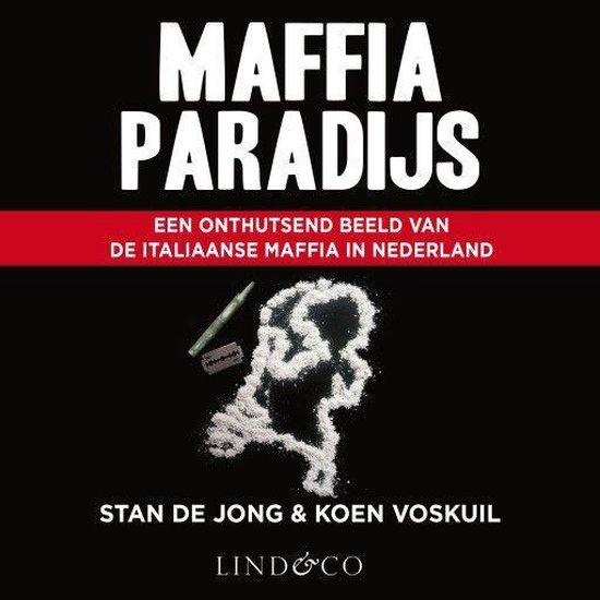 Boek cover Maffiaparadijs van Stan de Jong (Onbekend)